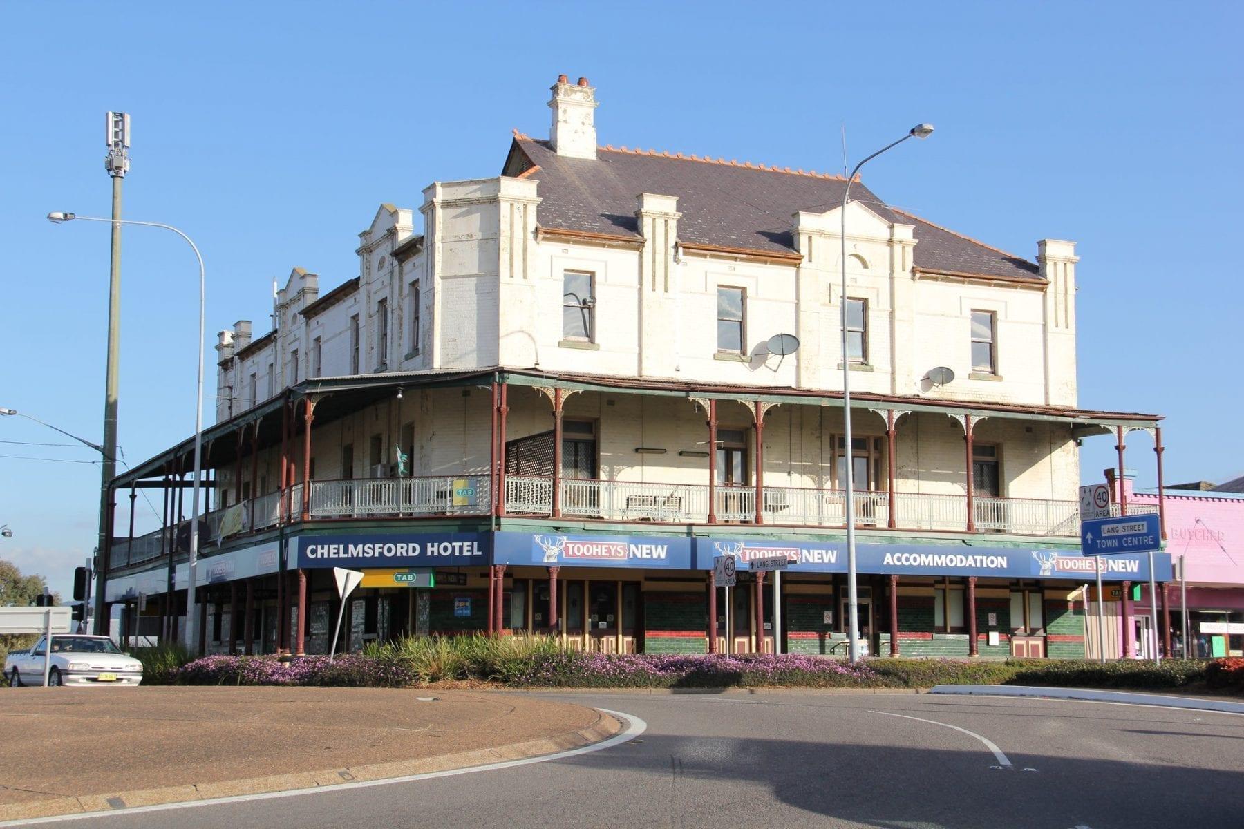 Chelmsford Hotel, Kurri Kurri, NSW